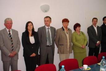 2007 - I sesja nowej Rady Dzielnicy