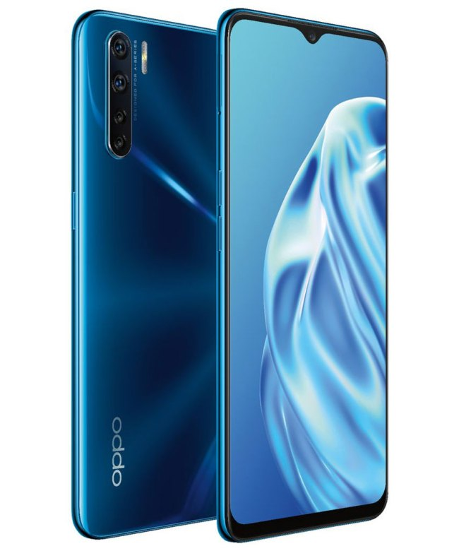 Oppo-A91,-128GB,-Dual-SIM,-Unlocked-[AuStock],-BLUE.pic-1