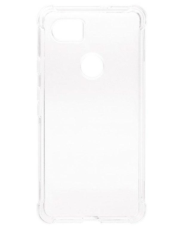 Cleanskin-Slimline-TPU-case-for-google-pixel-3-clear