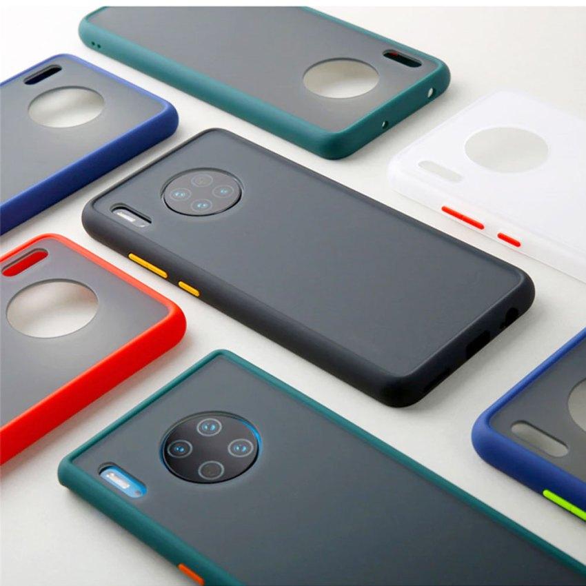 Hybrid-Translucent-Matt-Bumper-Case-for-Samsung-Galaxy-Note-20