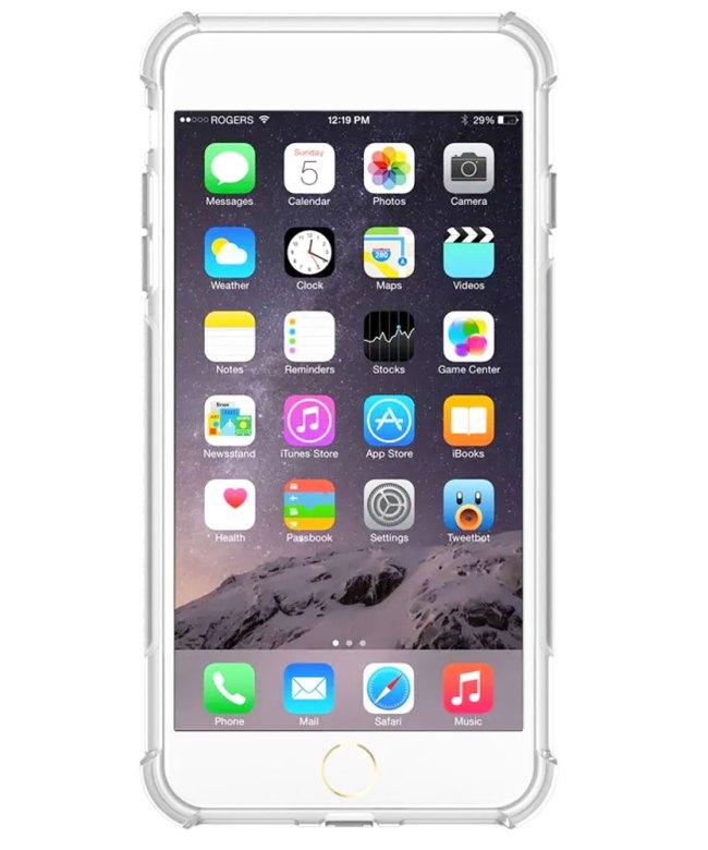 Cleanskin-Slimline-TPU-case-for-iPhone-7-Plus-Clear