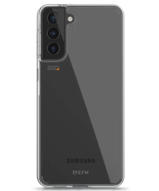 EFM-Alta-Case-Armour-with-D3O-Crystalex-For-Samsung-Galaxy-S21+-5G-(6.7)---Clear
