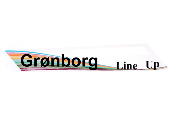 Grønborg Line Up