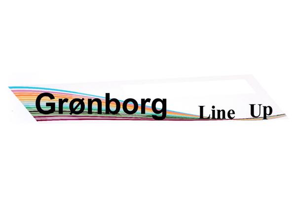 Grønborg Line Up