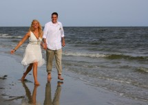Barefoot Beach Wedding