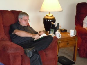 Bible Study Fr. Mike in chair (14)