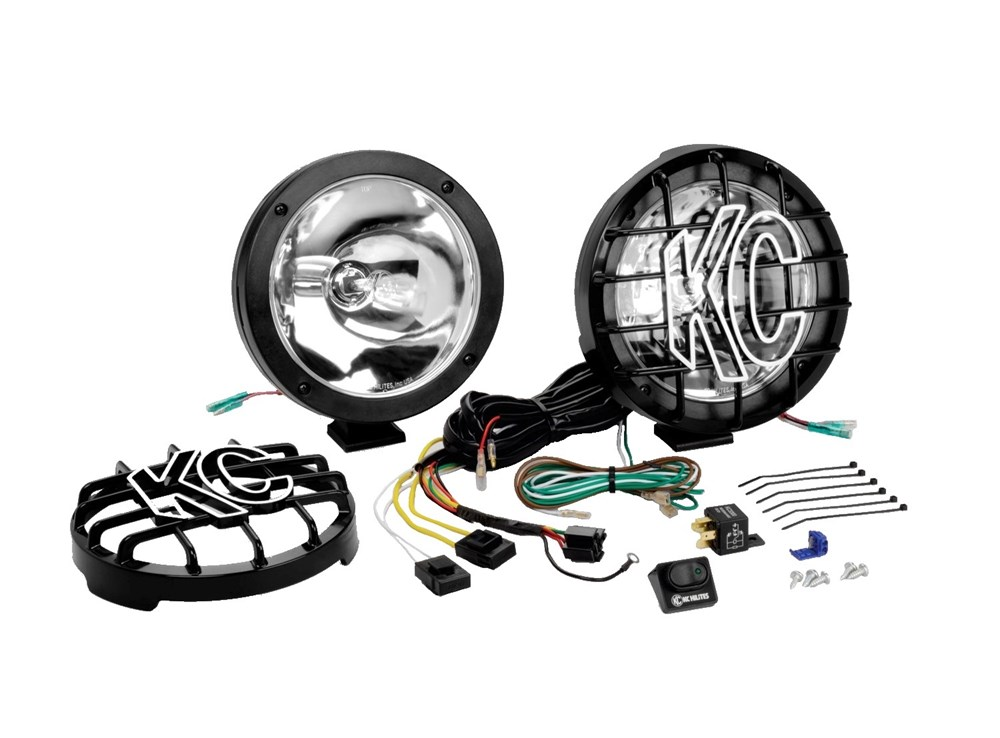 Internal Ballast Series HID Long Range Light Offroad