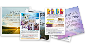 Parish Newsletters