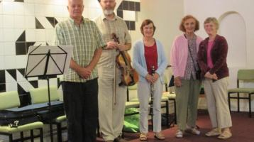 Music at Our Lady of Lourdes