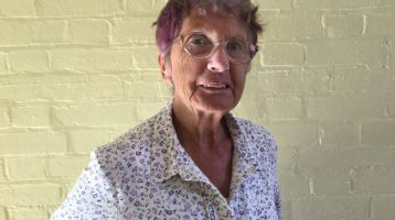 Janet Holbourne - Our Lady of Lourdes Member