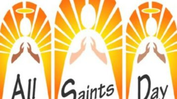 ALL SAINTS DAY NOVEMBER 1st is a HOLY DAY OF OBLIGATION