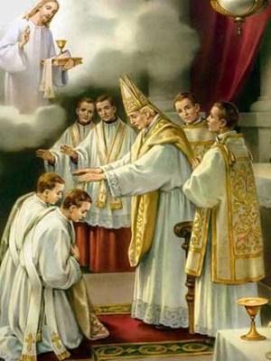 Thursday_Holy Orders