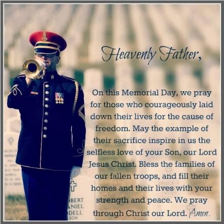 Remembrance Sunday Prayer