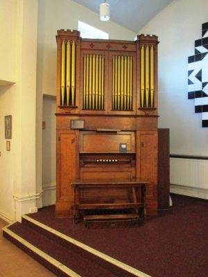 Organ OLOL - General view 2