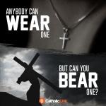 Wearing a Cross