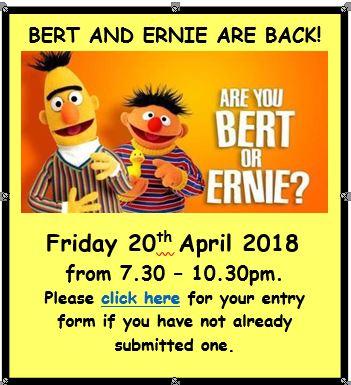 Bert and Bernie