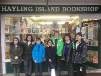 Hayling Book Shop