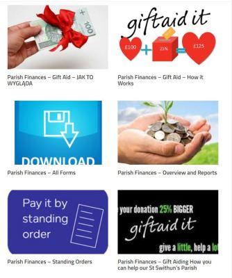 Parish Finances