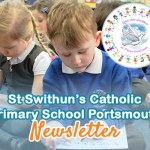 St Swithun's Primary School Newsletter - July 17th 2020