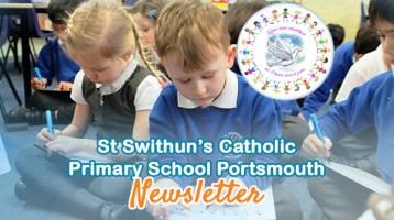St Swithun's Primary School Newsletters