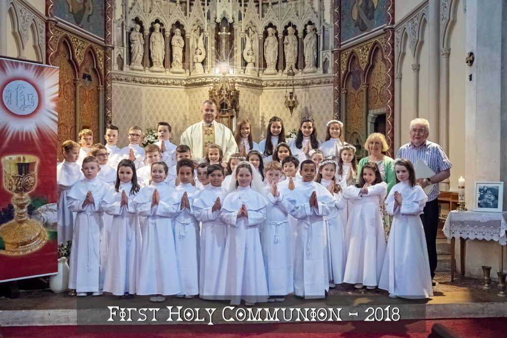 First Holy Communion Programme – 23-05-2019