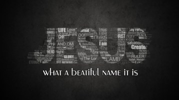 Hillsong the name of Jesus