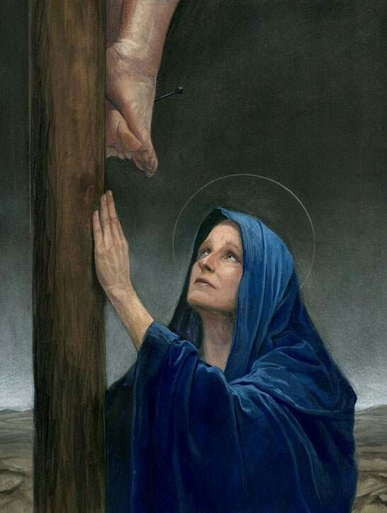 Daily Devotion Monday 6th September 2021 Our Lady of Sorrows