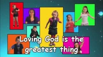 Love God Hillsong Kids