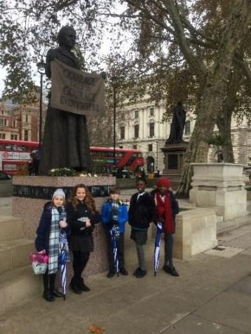 School Choir to Parliament