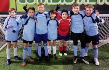 Year Five Football Team