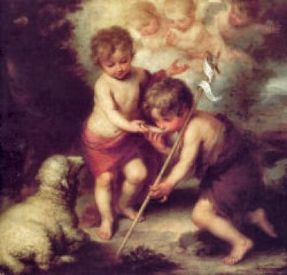 jesus child murillo