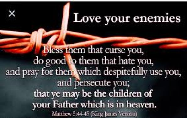 Love enemies 3