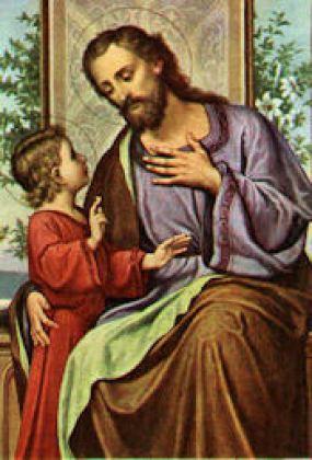 Saint Joseph Model of Fathers