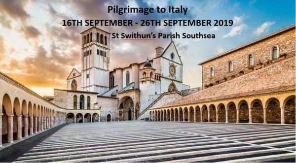 Pilgrimage Italy 2