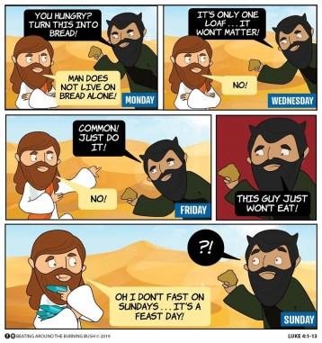 Cartoon Temptations