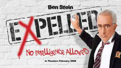 Film Night: ' Expelled: No Intelligence Allowed'