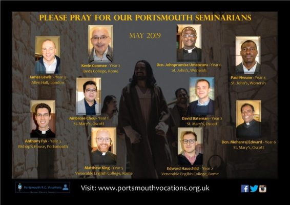 Vocations Portsmouth