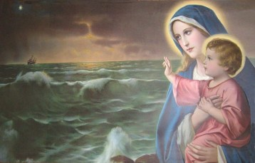 Prayer of the Month - Mary, Star of the Sea