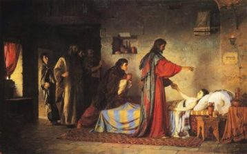 Thoughts on Today's Gospel and Readings for the Week - 27-06-2021