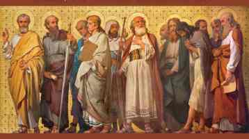Newsletter: 22nd August 2021 - 21st Sunday of Ordinary Time Year B
