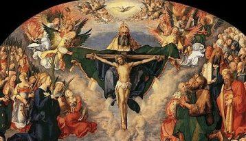 The Trinity: Peering into Jesus' Relationship in God