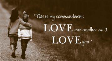 Commentary on Acts 10:25-26,34-35,44-48; 1 John 4:7-10; John 15:9-17