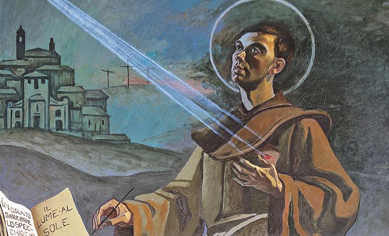 Saint Charles of Sezze