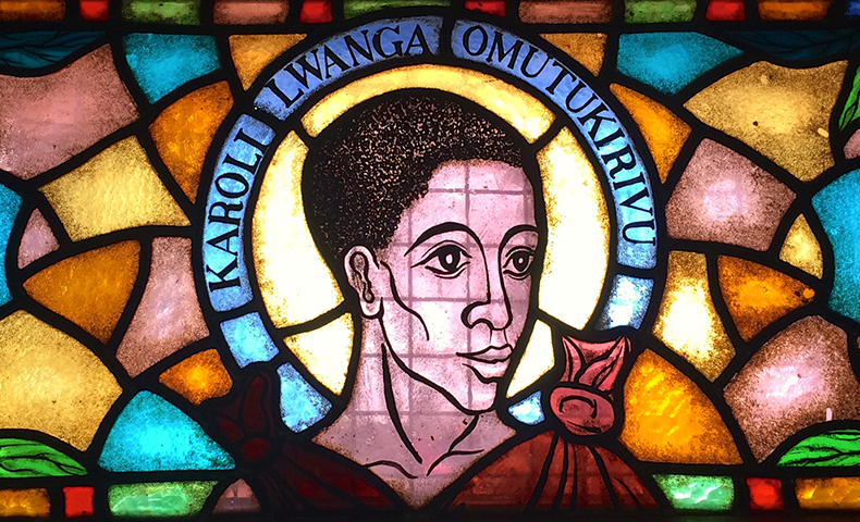 Saint Charles Lwanga and Companions