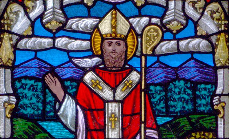 Saint David – Patron Saint of Wales