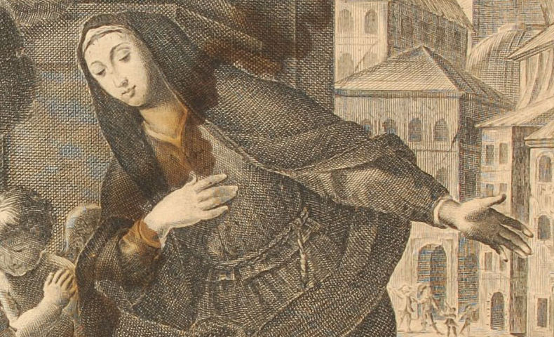 Saint Mary Ann of Jesus of Paredes
