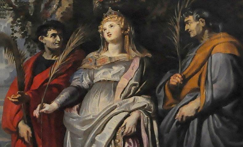 Saints Nereus and Achilleus
