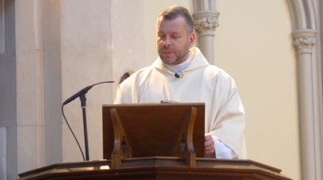 Father Marcin's Message for November 2017