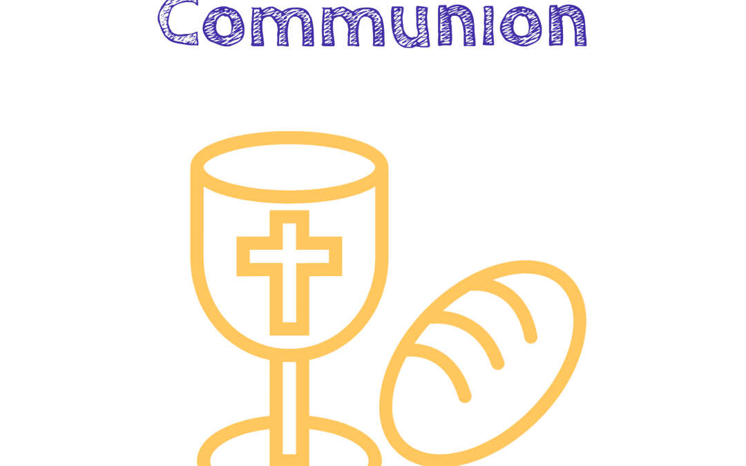 Start of the First Holy Communion preparation programme this week