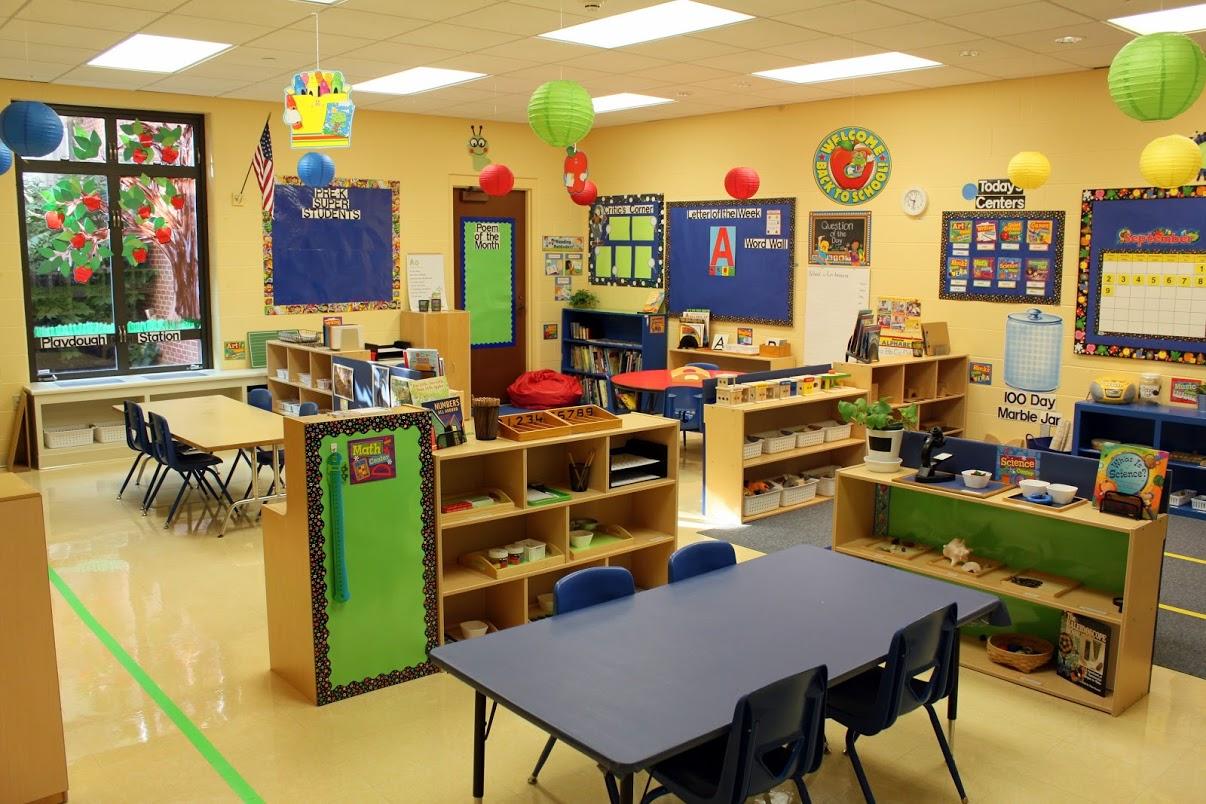 Nursery School Classroom St Thomas Episcopal Church